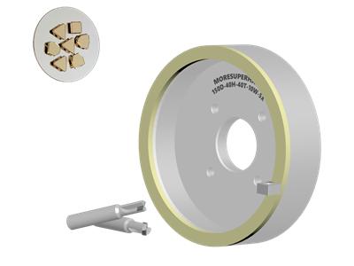 vitrified diamond wheel for pcd/pcbn tools