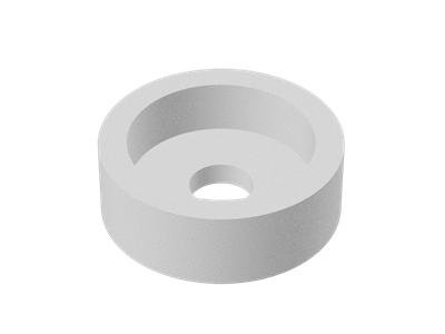 White Corundum Dressing Wheel