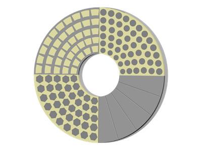 Double Disc Grinding Wheels