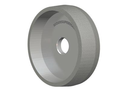 OD Cylindrical Peel Grinding Wheel