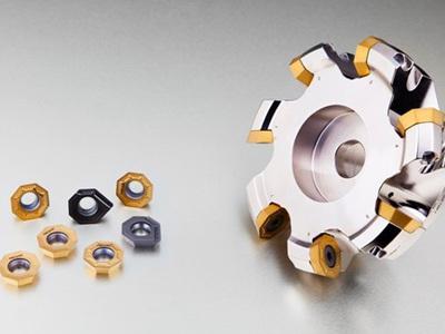 Carbide disc milling tool