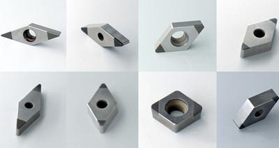 Composite welding type CBN insert