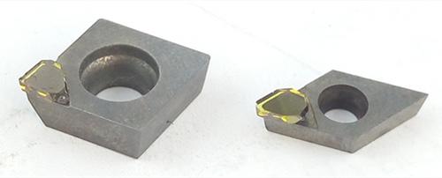 single crystal diamond tool
